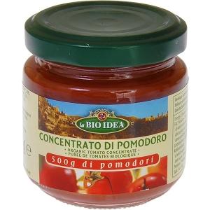 Tomatipasta kontsentraat 22% La Bio Idea, 100 g
