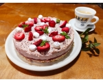 Maasika-vahukook