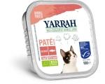 Kassitoit patee lõhega Omega-3 100g Yarrah