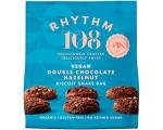 Küpsised kahe šokolaadiga 135g Rhythm