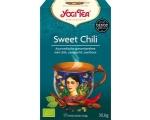 Pakitee Sweet chili Yogi Tea, 17 tk pakis