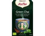Pakitee Green Chai Yogi Tea, 17 tk pakis