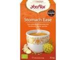 Pakitee kõhule rahustav Stomach Ease Yogi Tea, 17 tk pakis