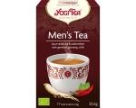 Meeste tee Yogi Tea, 17 tk pakis