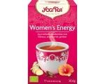 Pakitee Naiste energia Yogi Tea, 17 tk pakis