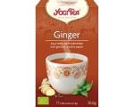 Pakitee Ingver Yogi Tea, 17 tk pakis