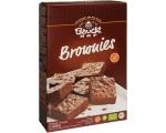 Gluteenivaba brownie küpsetussegu Bauckhof, 400 g