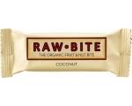 Puuviljatahvel kookosega Rawbite, 50 g