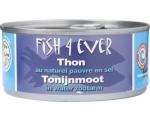 Tuunikalatükid vees Fish 4 Ever, 160 g