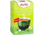 Matcha roheline tee sidruniga Yogi Tea, 17 tk