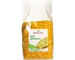 Kollased poolitatud läätsed Ekoplaza, 500 g